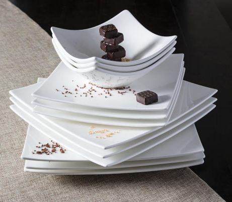 Vaisselle en porcelaine givors chez cathy bruno - Vaisselle table passion ...