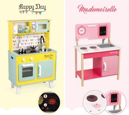 Vente de jouets pour enfant et jeux de soci t givors - Cuisine mademoiselle janod ...